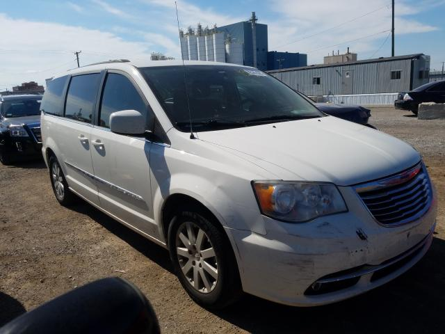 2013 Chrysler Town & Country en venta en Chicago Heights, IL