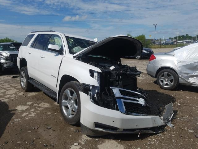 Salvage cars for sale from Copart Indianapolis, IN: 2018 Chevrolet Tahoe K150
