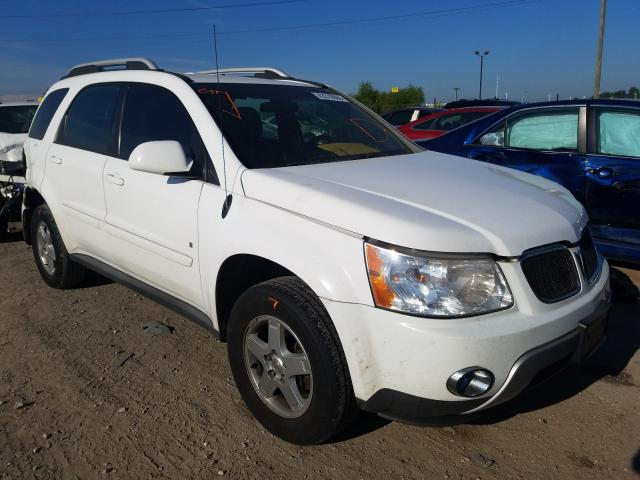Pontiac salvage cars for sale: 2006 Pontiac Torrent