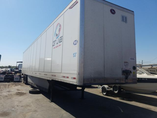 Vehiculos salvage en venta de Copart Colton, CA: 2020 Great Dane DRY Van