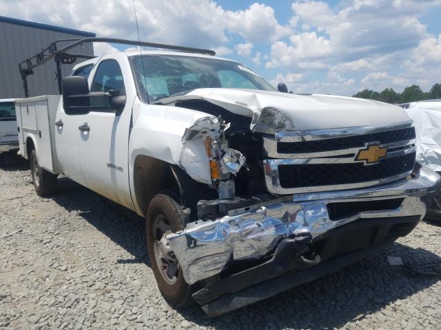 Salvage trucks for sale at Byron, GA auction: 2013 Chevrolet Silverado