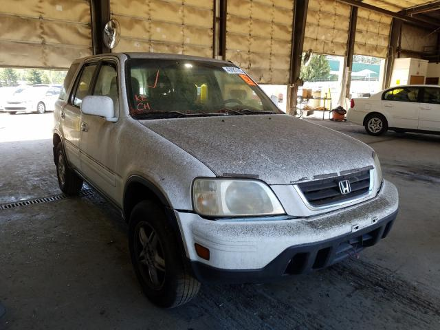Salvage cars for sale from Copart Graham, WA: 2000 Honda CR-V SE