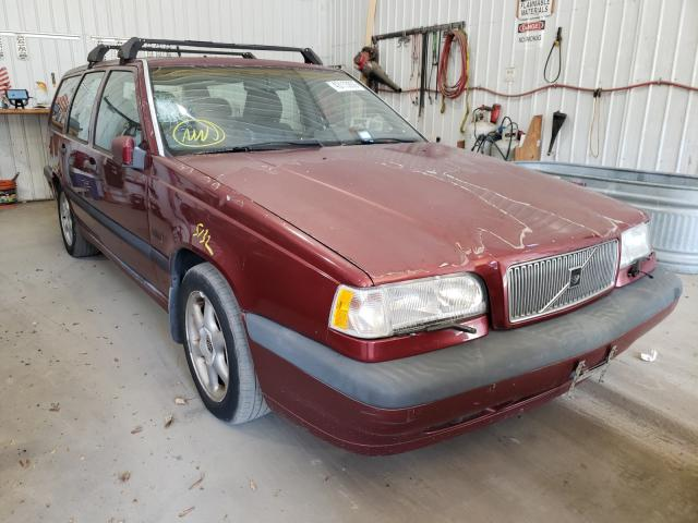Salvage 1995 Volvo 850 BASE for sale