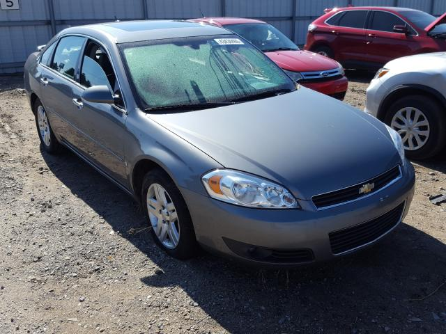 Salvage cars for sale from Copart Lansing, MI: 2007 Chevrolet Impala LTZ