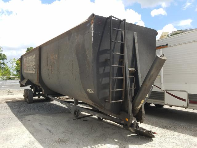 Clement Ind Trailer salvage cars for sale: 2010 Clement Ind Trailer