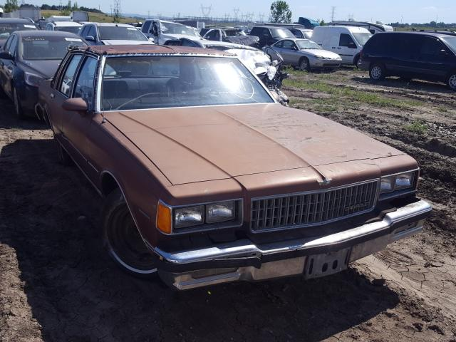 1986 Chevrolet Caprice CL for sale in Billings, MT