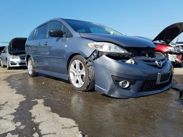 Mazda salvage cars for sale: 2008 Mazda 5