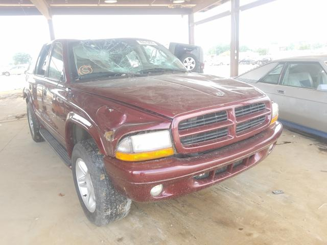 Salvage cars for sale from Copart Tanner, AL: 2001 Dodge Durango