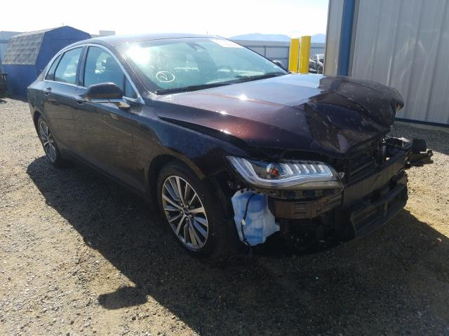 Salvage 2020 LINCOLN MKZ - Small image. Lot 43481240