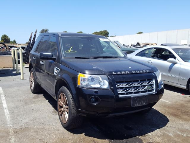 Salvage cars for sale from Copart Hayward, CA: 2009 Land Rover LR2 HSE TE