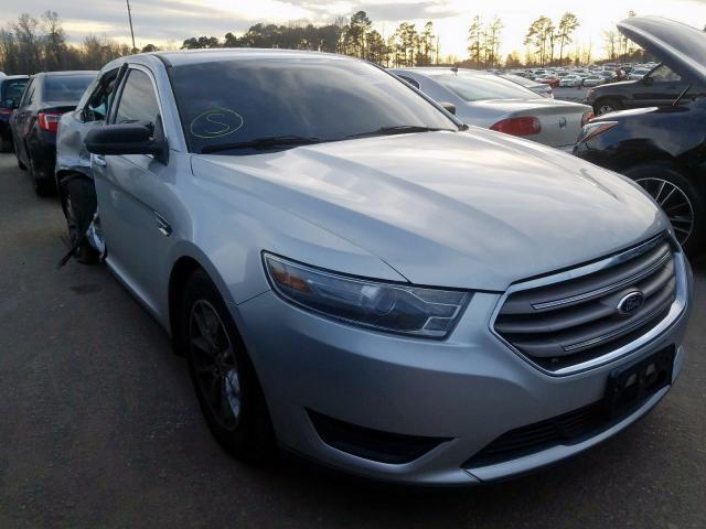 Salvage cars for sale from Copart Dunn, NC: 2013 Ford Taurus SE