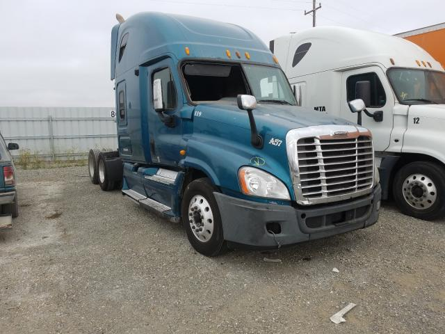 Salvage cars for sale from Copart Vallejo, CA: 2011 Freightliner Cascadia 1
