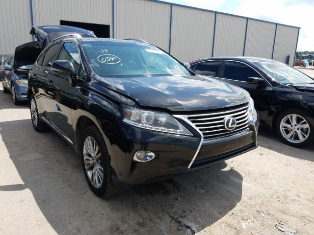 Salvage cars for sale from Copart Apopka, FL: 2013 Lexus RX 350