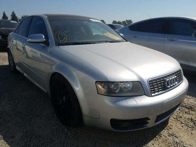Audi salvage cars for sale: 2005 Audi S4
