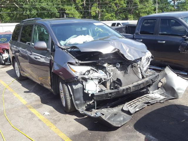 2015 Toyota Sienna XLE for sale in Eight Mile, AL