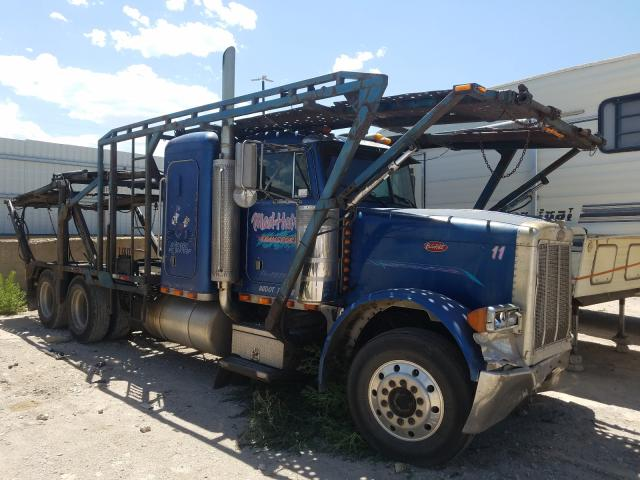 Peterbilt 379 salvage cars for sale: 1989 Peterbilt 379