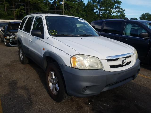 Mazda salvage cars for sale: 2005 Mazda Tribute I