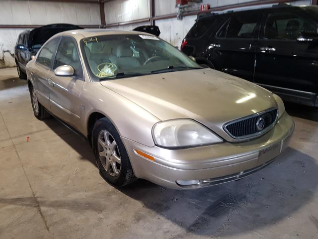 Mercury salvage cars for sale: 2000 Mercury Sable LS P