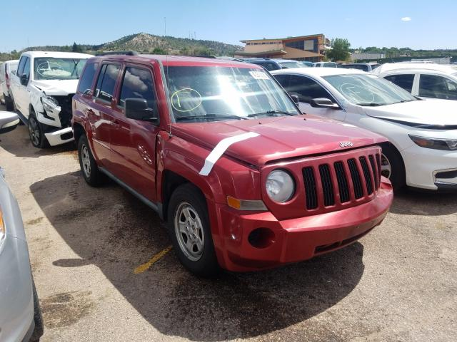 2010 Jeep Patriot SP en venta en Colorado Springs, CO