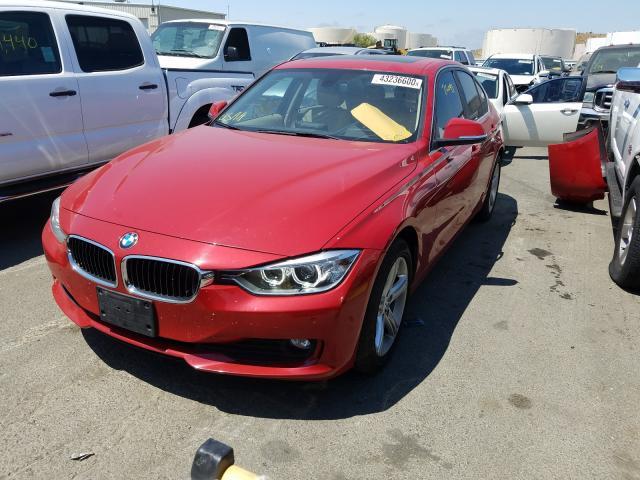 из сша 2015 BMW 328 D WBA3D3C57FK157707