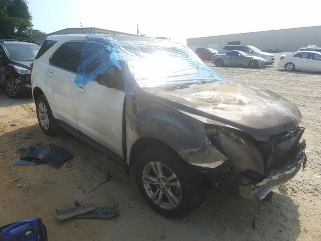 Salvage 2013 CHEVROLET EQUINOX - Small image. Lot 43236230