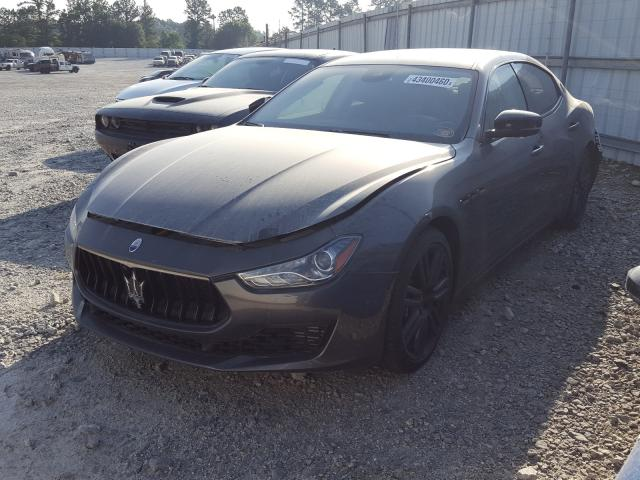 2019 Maserati GHIBLI | Vin: ZAM57XSA4K1340759