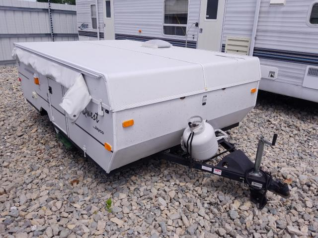 Jayco salvage cars for sale: 2003 Jayco Qwest