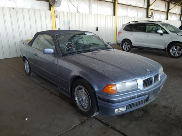 BMW salvage cars for sale: 1994 BMW 325 IC