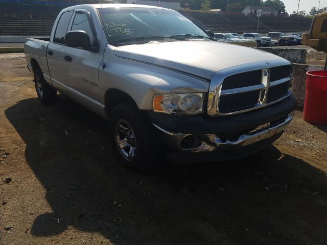 Salvage cars for sale from Copart Concord, NC: 2003 Dodge RAM 1500 S