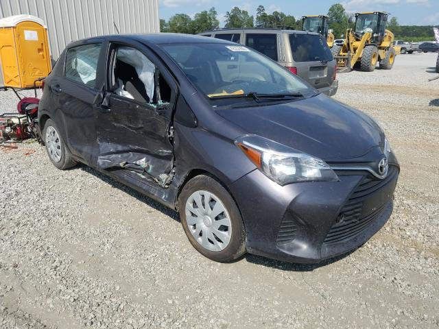 Salvage cars for sale from Copart Spartanburg, SC: 2017 Toyota Yaris L