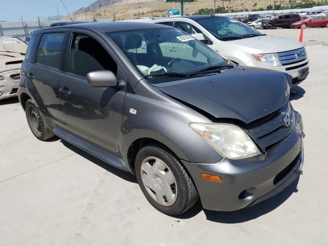 Salvage cars for sale from Copart Farr West, UT: 2005 Scion XA