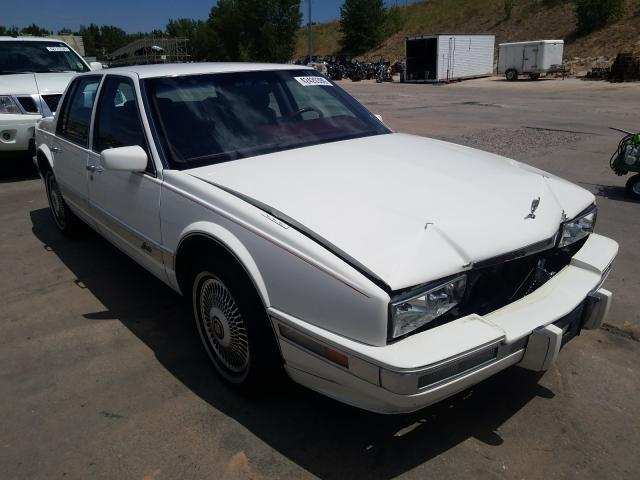 salvage title 1991 cadillac seville sedan 4d 4 9l for sale in littleton co 42420390 a better bid car auctions