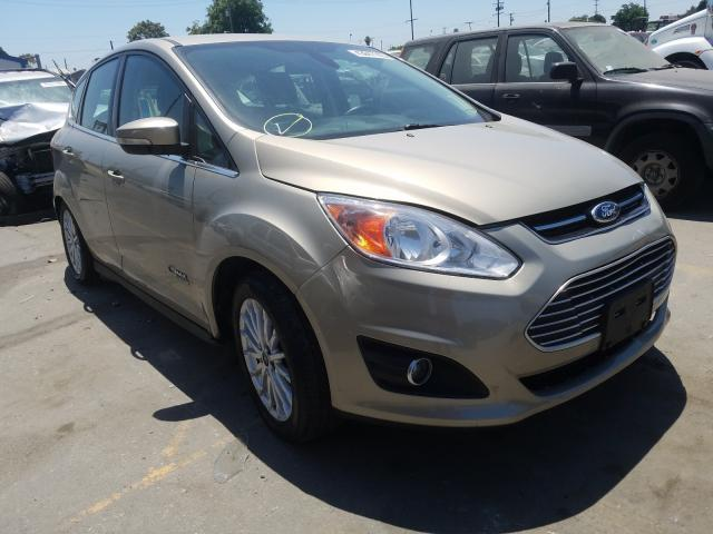 Ford salvage cars for sale: 2016 Ford C-MAX Premium