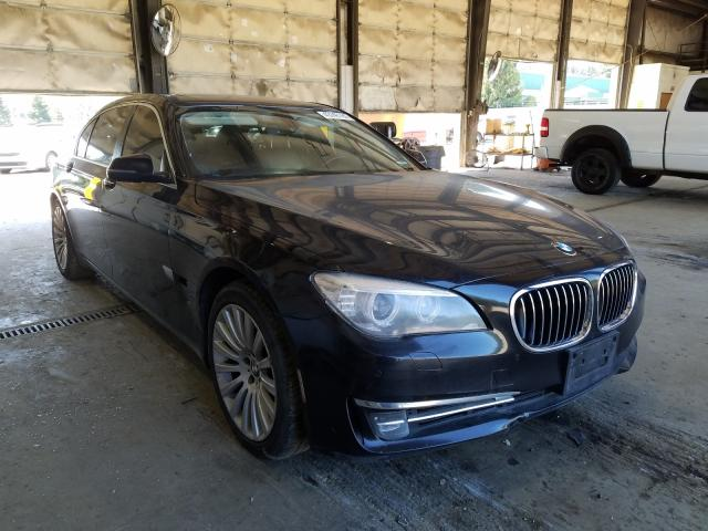 2013 BMW 740 LI