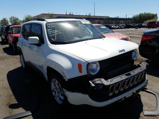2018 Jeep Renegade L for sale in Las Vegas, NV