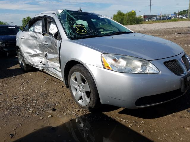 Pontiac G6 salvage cars for sale: 2009 Pontiac G6
