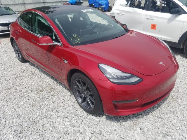 auto auction ended on vin 5yj3e1eb8jf094338 2018 tesla model 3 in mo springfield autobidmaster
