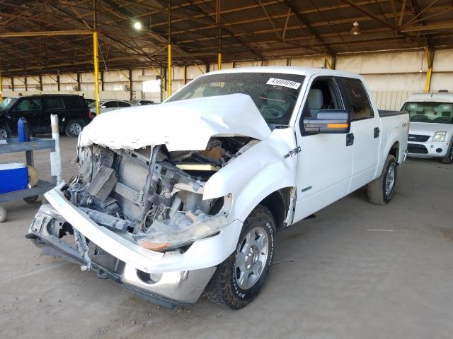 из сша 2013 Ford F150 Super 3.5L 1FTFW1ET2DKD55358