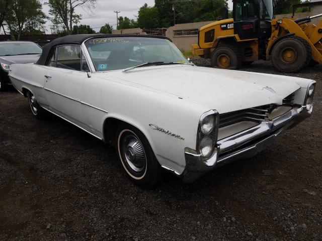 Pontiac salvage cars for sale: 1964 Pontiac Catalina