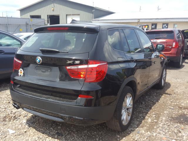 цена в сша 2014 BMW X3 XDRIVE28I 5UXWX9C57E0D11791