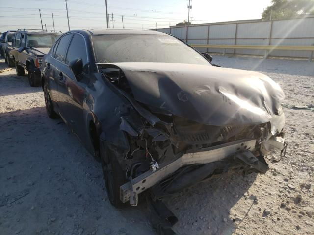 Salvage cars for sale from Copart Haslet, TX: 2013 Lexus GS 350