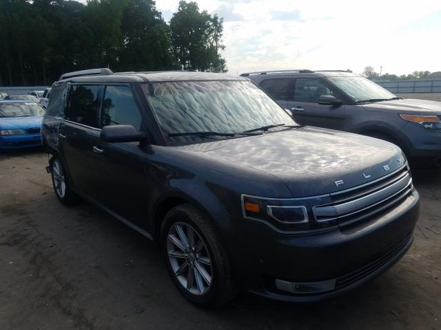 Ford Flex Limited salvage cars for sale: 2015 Ford Flex Limited