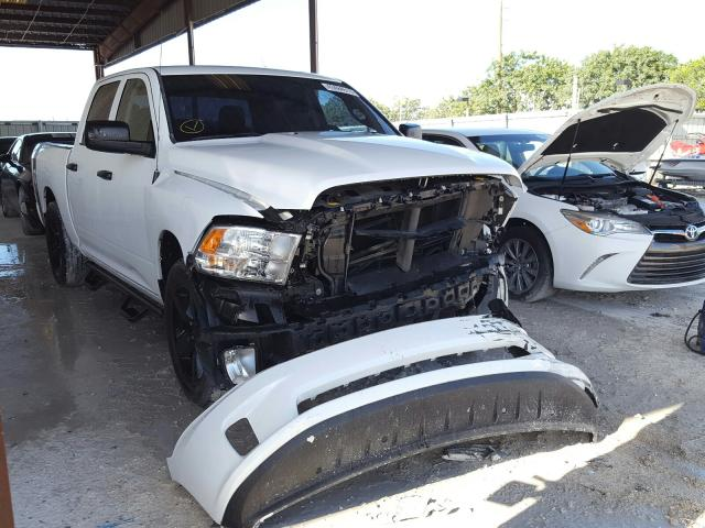 Salvage cars for sale from Copart Homestead, FL: 2016 Dodge RAM 1500 ST