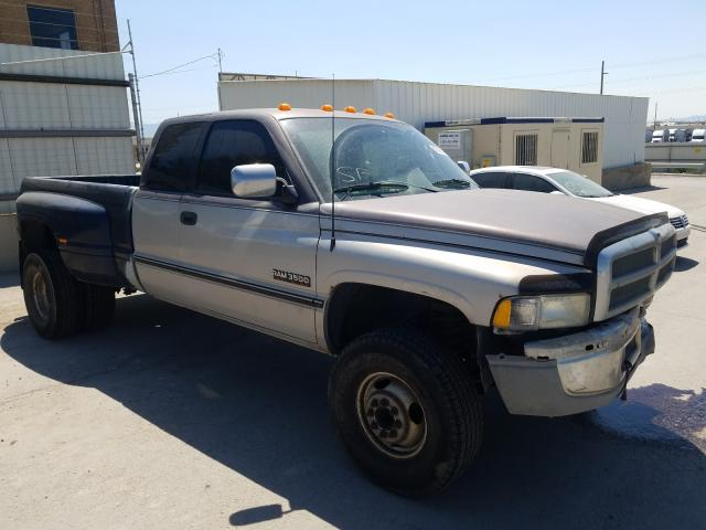 Salvage cars for sale from Copart Magna, UT: 1997 Dodge RAM 3500