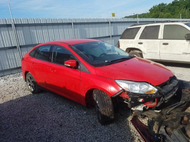 Salvage cars for sale from Copart Prairie Grove, AR: 2014 Ford Focus SE
