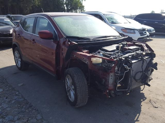 JN1BJ1CP8KW237391 2019 NISSAN ROGUE SPORT S