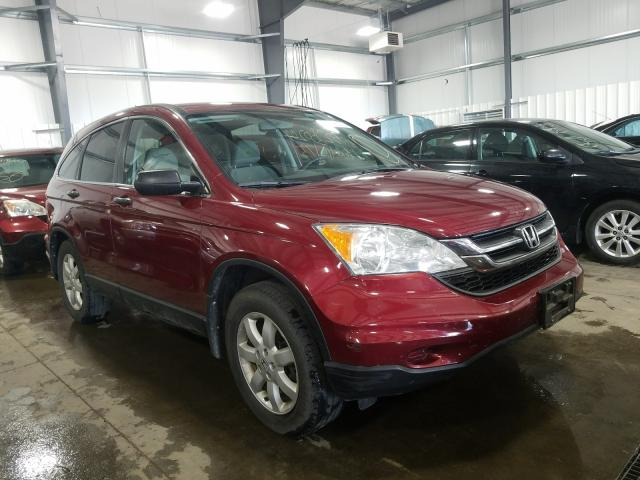 Honda CR-V SE salvage cars for sale: 2011 Honda CR-V SE