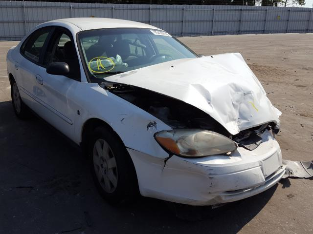 Ford Taurus LX salvage cars for sale: 2001 Ford Taurus LX
