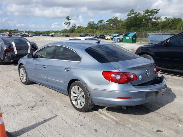 Купить Volkswagen Cc 2012 г. из США с доставкой и растаможкой под ключ.