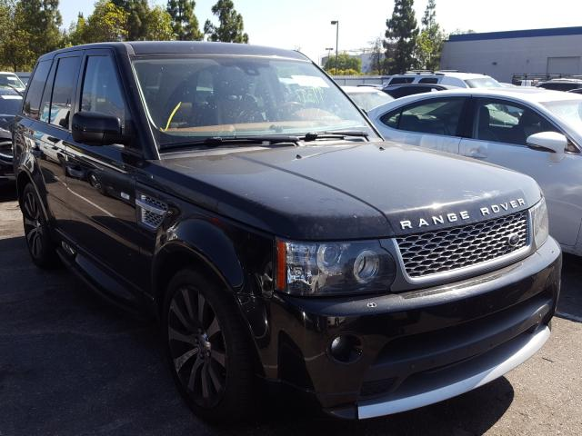 Land Rover Range Rover salvage cars for sale: 2011 Land Rover Range Rover